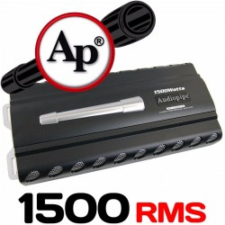 Audiopipe - AP-15001D - Potencia