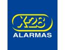 X-28 alarmas