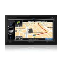Central Multimídia Double DIN com tela LCD de 6.2